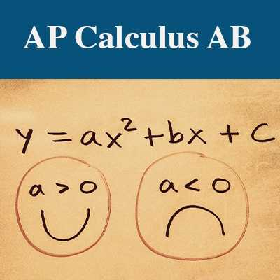 AP Calculus AB lessons with Dr. Donnelly