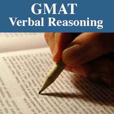 GMAT Verbal Reasoning Section