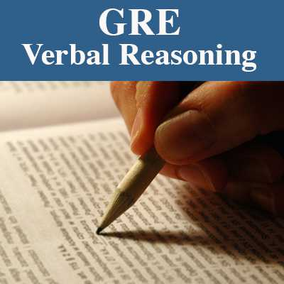 GRE Verbal Reasoning Section
