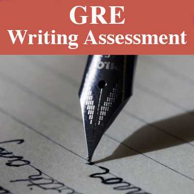 GRE Analytical Writing Assessment