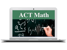 Math Section of the ACT