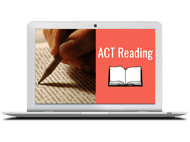 Reading Section of the ACT