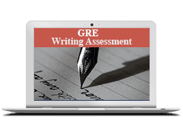 Analytical Writing Assessment section of the GRE