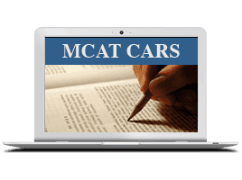 CARS section of MCAT